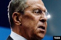 Sergej Lavrov, ministar vanjskih poslova Rusije