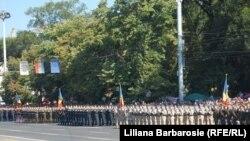 Parada militară de Ziua Independenţei