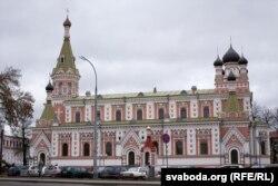 Сьвята-Пакроўскі сабор у Горадні