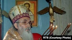 Episkop valjevski Milutin