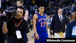 Баскетболчы Джереми Лин