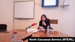 Министр образования и науки РСО-А Ирина Азимова