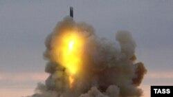 Русские ракеты еще полетают на украинской смазке. Сенат продлил соглашение с Киевом, позволяющее эксплуатировать произведенные в Днепропетровске РС-20 еще несколько лет