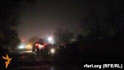 حمله راکتی به کابل (عکس از آرشیو)