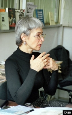 Anna Politkovskaya