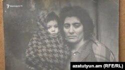 Марине Нуроян, Гюмри, декабрь 1988 г.