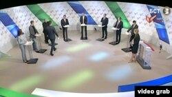 БСТ телеканалында сайлау алды дебаты