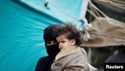 Iz izbjegličkog kampa u blizini Sane, glavnog grada Jemena