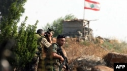 مرز لبنان اسرائیل