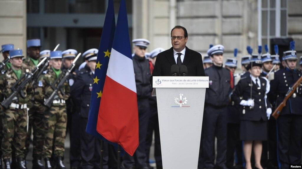 УФранції вшановують пам'ять жертв терактів 2015-го року