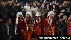 Памирлик кыргыздар.