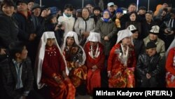 Памир қырғыздары. Қазан айы, 2017 жыл.