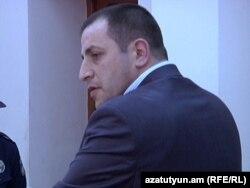 Էրեբունու ոստիկանապետի օպերատիվ գծով նախկին տեղակալ Միհրան Քեշիշյան