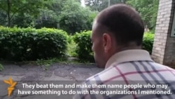 Released Activist Says Donetsk Rebels Use Captives As Forced Labor