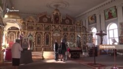Церковь объединяет крымчан в сложные времена (видео)