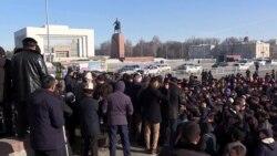 В Бишкеке продолжаются антикитайские митинги. Чего хотят их участники?
