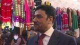 Выставка продукции афганских ремесленников в Таджикистане