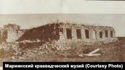 Барак заключенных Сиблага (Суслово), одно из мест, где сидел Быстролётов