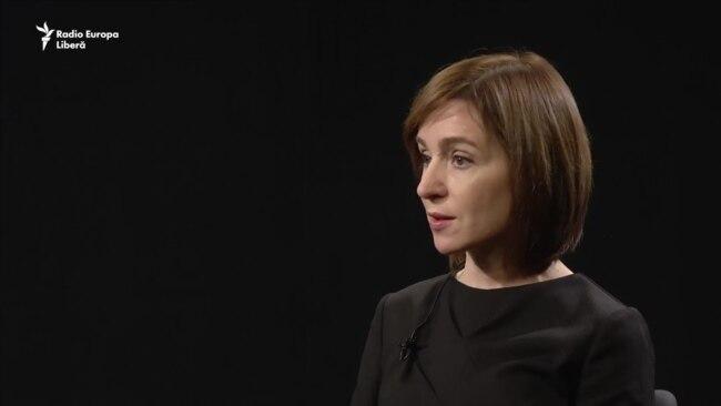 Maia Sandu: Alegerile parlamentare anticipate sunt inevitabile