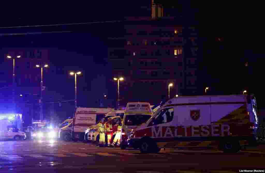 A merényletben megsebesült rendőr állapota továbbra is kritikus, de stabil.