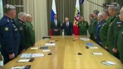 Путин го прими Асад