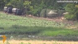 Русия десантчылары Украина чигенә терәлеп урнашты