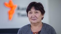 Абдирасулова: Балдарды алып келүүдө саясий эрк болду