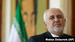 Ministrul iranian de Externe Mohammad Javad Zarif