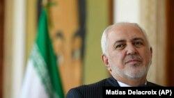 د ایران د بهرنیو چارو وزیر جواد ظریف