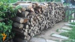 Մարց գյուղի բնակիչները փայտը գերադասում են գազից