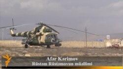 11 fevral. Helikopter qəzasında həlak olan pilotlar