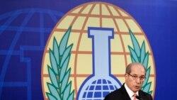 Drejtori gjeneral i Organizatës për Parandalimin e Armëve Kimike, Ahmet Uzumcu