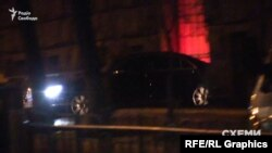 За чотири хвилини Кабмін залишив і кортеж прем'єр-міністра Гончарука