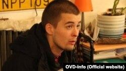 Филипп Гальцов, фото ОВД-инфо