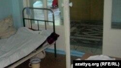 В палате инфекционной больницы Алматы. Иллюстративное фото.