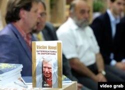 Un volum de Vaclav Havel lansat la Pavilionul ceh