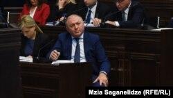 Директор Службы государственной безопасности Грузии Григол Лилуашвили (архив)