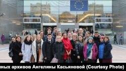 Детский Европарламент