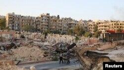 Алеппо, 6 жовтня 2016 року