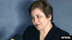 Shirin Ebadi, Nobel Peace Prize Laureate,