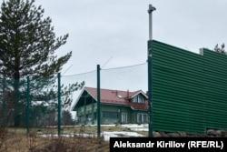 Дачные дома в Ящерово