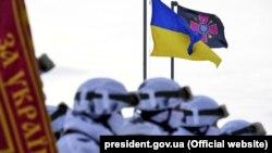 Бійці Сил спеціальних операцій (ССО) ЗСУ на полігоні в Житомирській області, 17 січня 2019 року