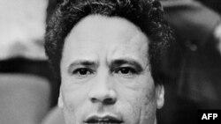 Muammar Qaddafi. 4 Avqust 1975-ci il
