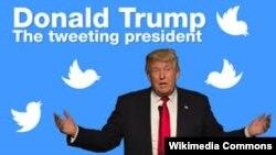 Președintele care tweetează.
