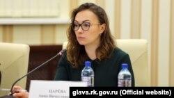 Анна Царева