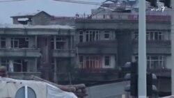 په کابل کې د زرغون بهیر پر دفتر وسلهواله حمله
