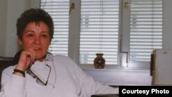 Фатима Салказанова. Мюнхен, 90-е