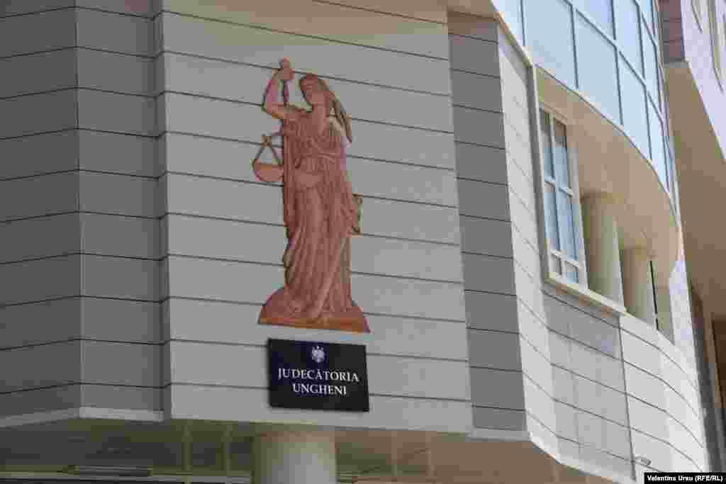 Judecătoria Ungheni
