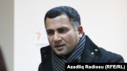 """İlqar Cahangir Azadlıq Radiosunun """"Pen klub"""" proqramında"""