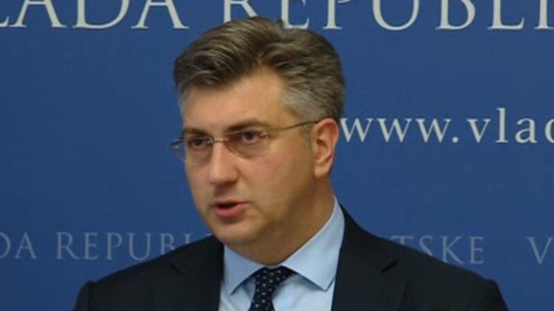 Plenković osudio napad na vaterpoliste